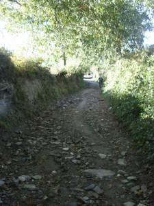 Jakobsweg: Sarria