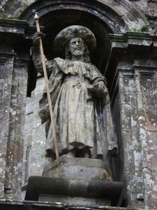Jakobsweg: Santiago de Compostela