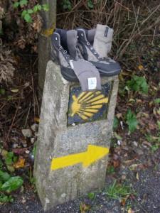 Jakobsweg: Triacastella - Palas de Rei