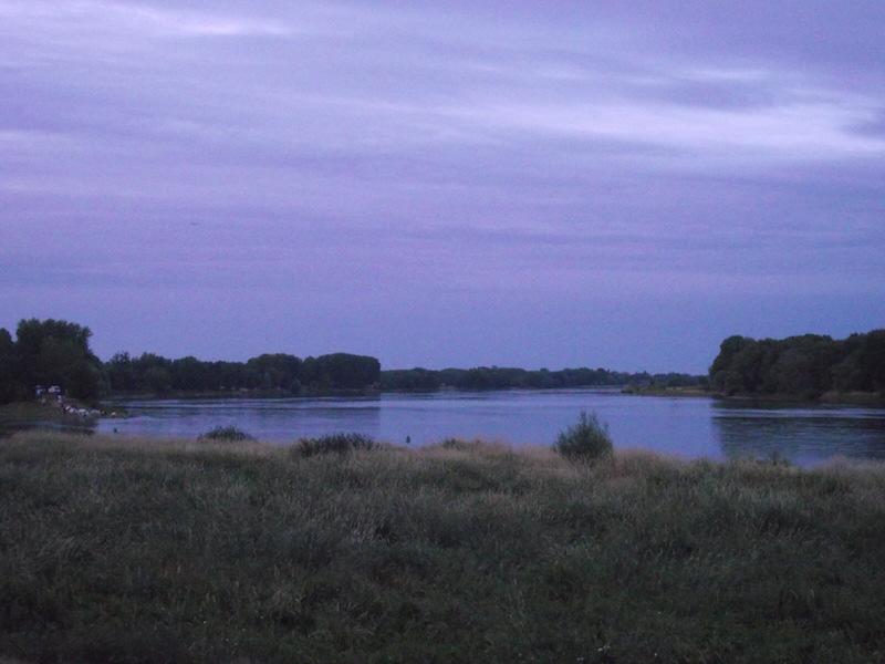 Jakobsweg 2011: Bouchemaine