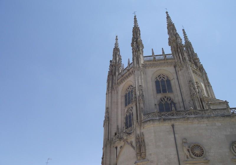 Jakobsweg 2011 - Burgos