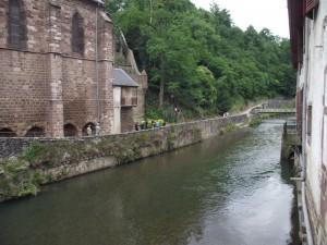 Jakobsweg 2011: Saint-Jean-Pied-de-Port